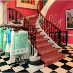 Lilly Pulitzer shop today.