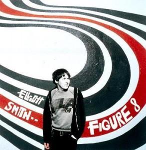 Elliott Smith's beloved Figure 8 mural in Silver Lake, CA