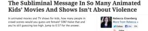 Headline and intro