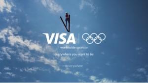 Visa creative activiation